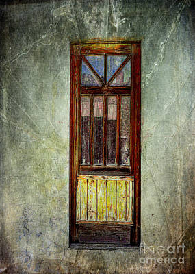 Dolores Photograph - Ghost In The Window by Janice Rae Pariza