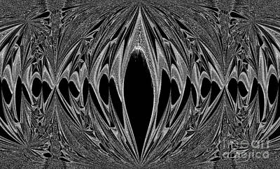 Goblin Digital Art - Ghosts And Goblins by Marsha Heiken