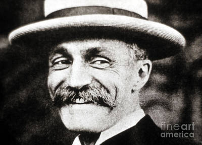 America First Party Photograph - Gifford Pinchot American by NPS Photo