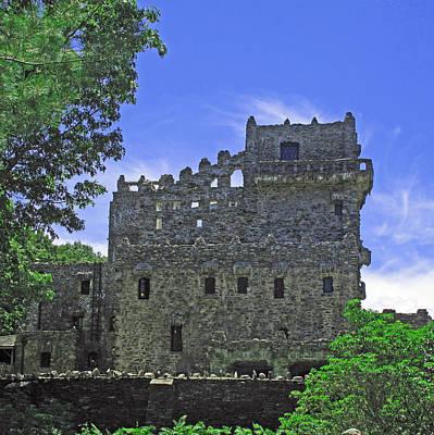 Gillette's Castle Print by Barbara McDevitt