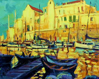 Giovinazzo Two Original by Brian Simons