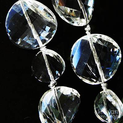 Glass Beads Photograph - Glass Beads by Sarah Loft