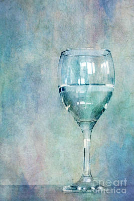 Glass Print by Svetlana Sewell