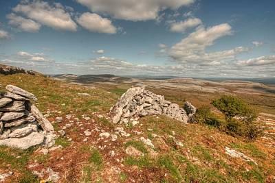 Glen Hill View Print by John Quinn