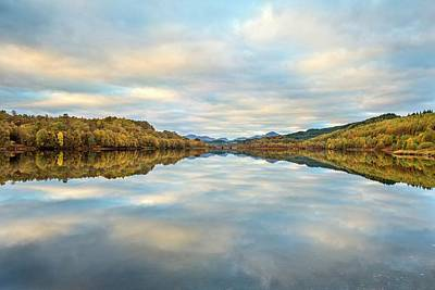 Invergarry Photograph - Glengarry by Simon Booth