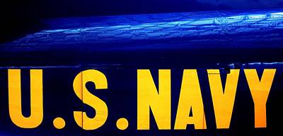 Us Navy Photograph - Global Force by Benjamin Yeager