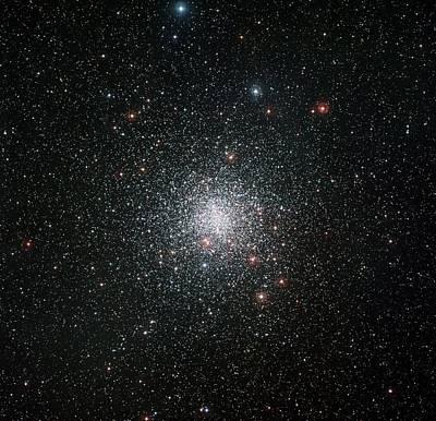 Globular Star Cluster M4 Print by European Southern Observatory