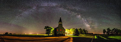 14 Photograph - Glorious Night by Aaron J Groen