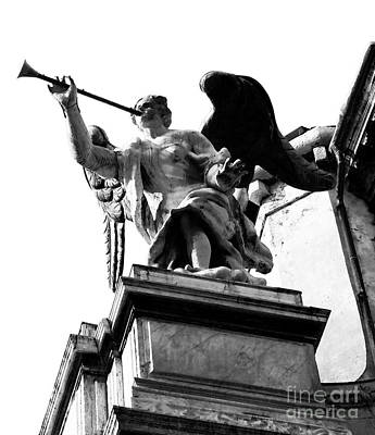 Religious Artist Photograph - Glory by John Rizzuto