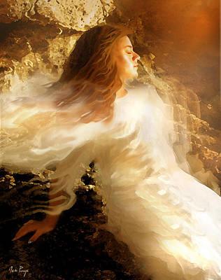 Glory Winds Print by Jennifer Page