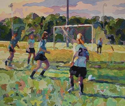 Goal Original by Barbara Scheihing