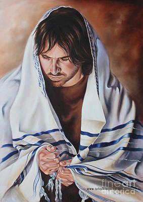 Painting - God Hears by Ilse Kleyn