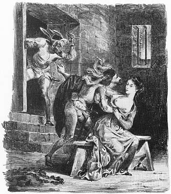 Goethe: Doctor Faust Print by Granger
