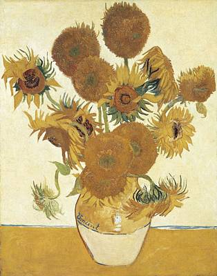 Gogh, Vincent Van 1853-1890 Print by Everett
