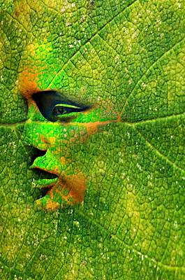 Going Green Print by Diana Angstadt