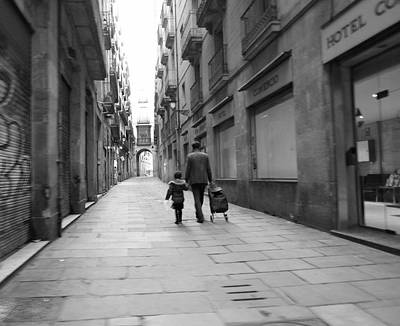 Going Where II Print by Art CineMedia