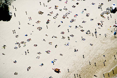 Human Being Photograph - Gold Coast, Queensland by Brett Price