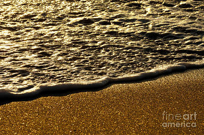 Golden Sands. Print by Nasser Studios