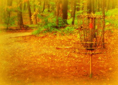 Photograph - Golden Target by Alicia Forton