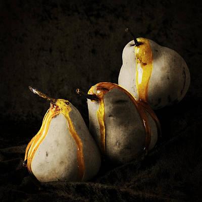 Trio Photograph - Golden by Tim Nichols
