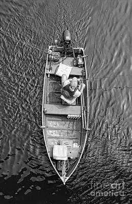 Gone Fishing Photograph - Gone Fishing  by Lee Dos Santos