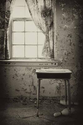 Gone Print by Rebecca Skinner