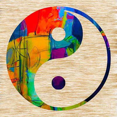 Balance Mixed Media - Good Balance by Marvin Blaine