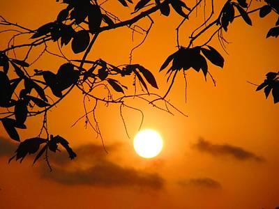 Good Evening Original by Vinayak Patukale