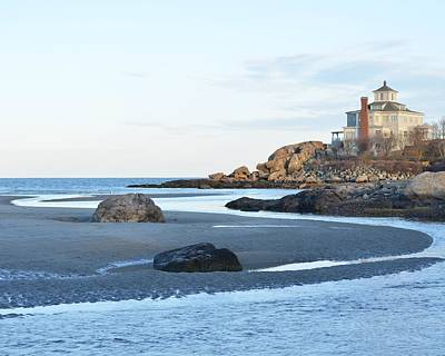 Good Harbor Beach Print by Toby McGuire