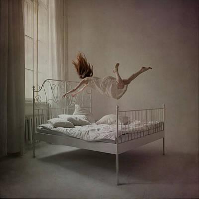 Levitation Photograph - Good Morning by Anka Zhuravleva