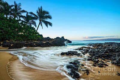 Good Morning Maui Print by Jamie Pham