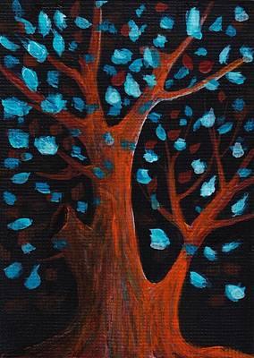 Sentry Painting - Good Wishes by Anastasiya Malakhova