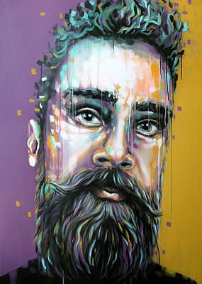 Gotzman Print by Jeremy Scott