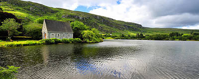 Gougane Barra Photograph - Gougane Barra  Co.cork by Michael Walsh