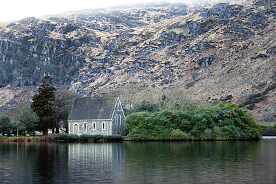 Gougane Barra Photograph - Gougane Barra by Thomas Glover