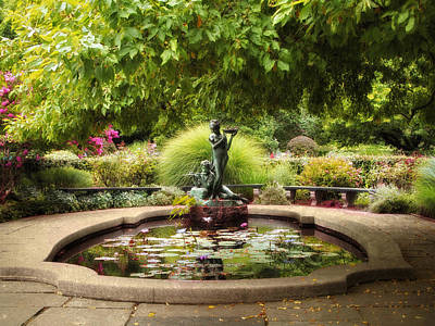 Memorial Garden Photograph - Grace In The Park by Jessica Jenney