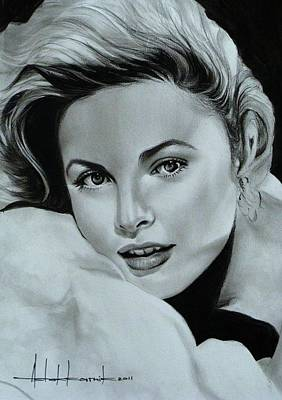 Grace Kelly Original by Ashok Karnik