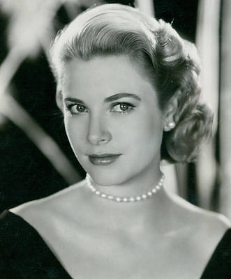 Grace Kelly Photograph - Grace Kelly by Retro Images Archive