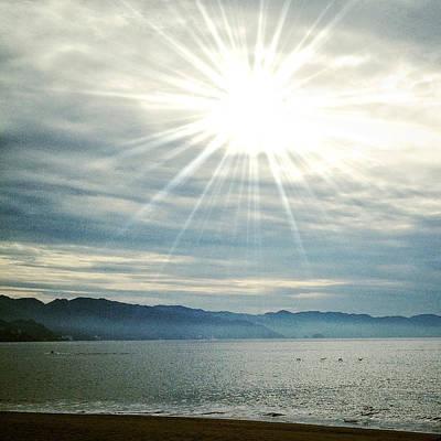 Sun Rays Digital Art - Grace by Natasha Marco