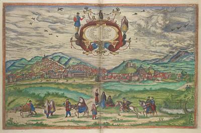 Granada Print by British Library