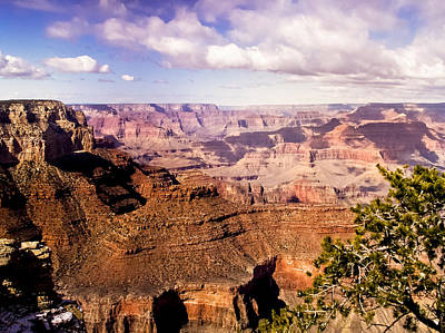 Arizonia Photograph - Grand Canyon 4 by Leroy McLaughlin
