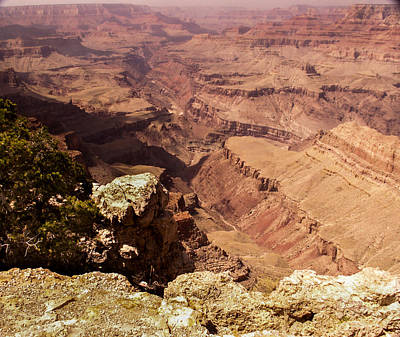 Arizonia Photograph - Grand Canyon 8 by Leroy McLaughlin