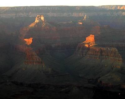 Grand Canyon Digital Art - Grand Canyon 82 by Will Borden