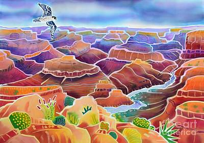 Grand Canyon Original by Harriet Peck Taylor