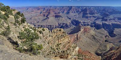 Grand Canyon South Rim Print by Patrick Jacquet