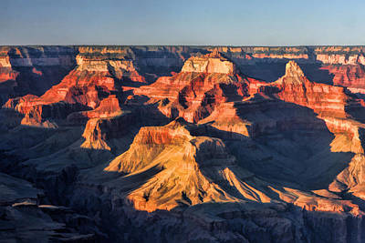National Park Painting - Grand Canyon Sunset by Christopher Arndt