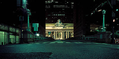 Grand Central Terminal - New York City Print by Thomas Richter