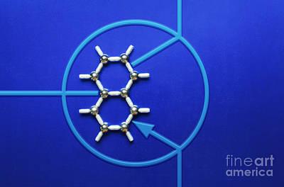 Graphene Transistor Print by GIPhotoStock