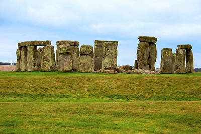 Solstice Photograph - Great Britain, England, Wiltshire by Kymri Wilt