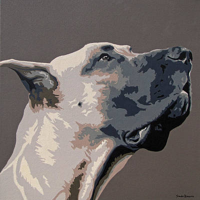 Painting - Great Dane by Slade Roberts